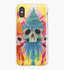 Sundae Skulls iPhone Case
