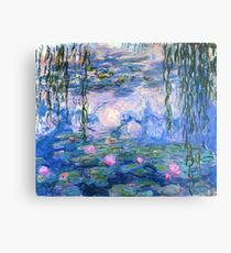 Water Lilies Monet Metal Print