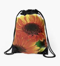 ~ Golden Delight ~ Drawstring Bag