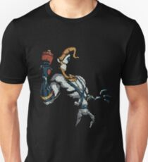 Squiggly Jim Unisex T-Shirt