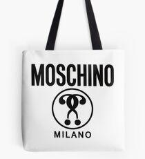 Moschino Milano Tote Bag