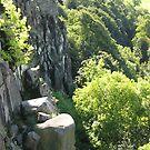 Stirling Castle Defenses by zahnartz