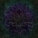 Tree of Life - Dark Rainbow by Etakeh