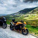 Motorbikes On Tour by Paul Thompson Photography