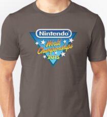 Nintendo Weltmeisterschaft 2015 Logo Unisex T-Shirt
