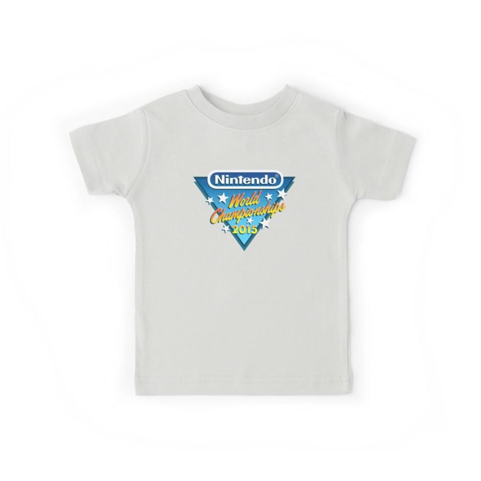 Nintendo World Championships 2015 Logo by NiGHTSflyer129