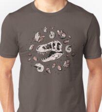 Camiseta ajustada Geo-rex Vortex | Cuarzo rosa