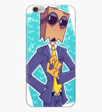 Fancy flug iPhone Case