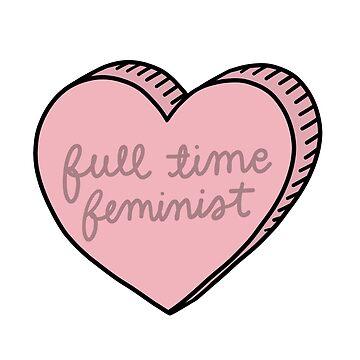 Full Time Feminist by michellestam