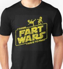 Fart Wars Unisex T-Shirt