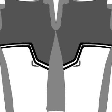 paladin armor leggings (black) by frickin-rad