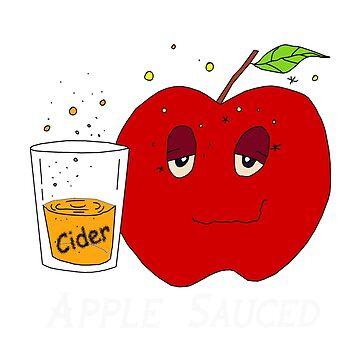 Apple Sauced cider by JohnyZero