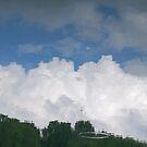 cloud reflections by dbcarolinagirl