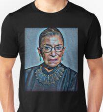 Ruth Bader Ginsburg Slim Fit T-Shirt