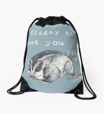 Sugar glider - Animal series Drawstring Bag