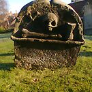 Grave stone by Gillen