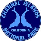 Channel Islands National Park California Dolphins by MyHandmadeSigns