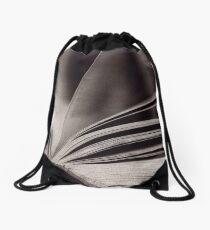 Page Flippin' Drawstring Bag