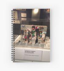 Set Model For Muppets Take Manhattan Spiral Notebook