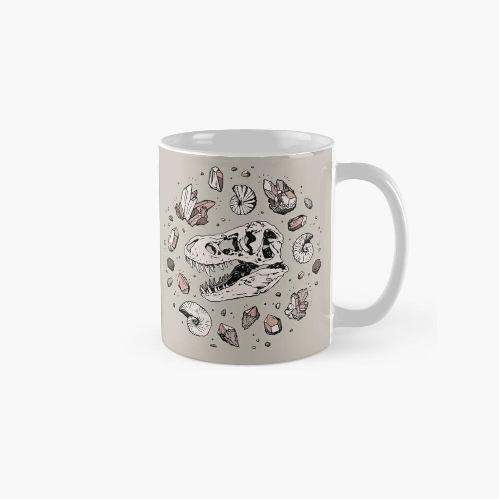 Geo-rex Vortex   Rose Quartz Mug