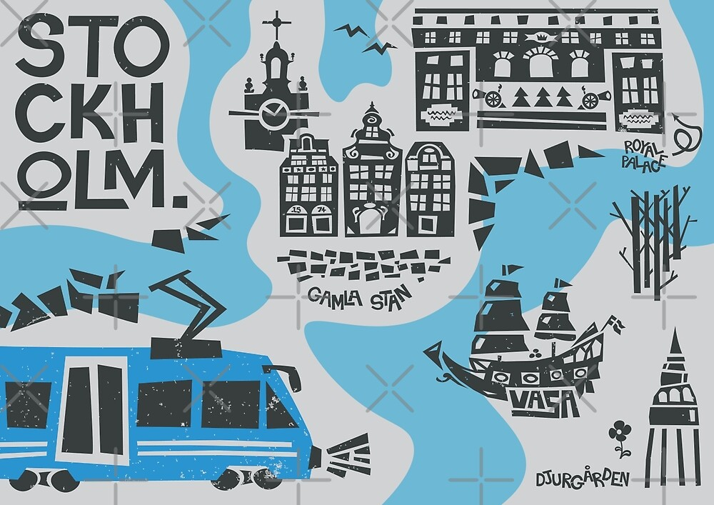 Stockholm by followthatyak