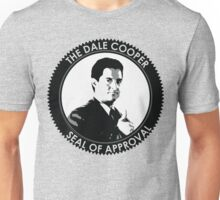 The Dale Cooper Seal Of Approval Unisex T-Shirt
