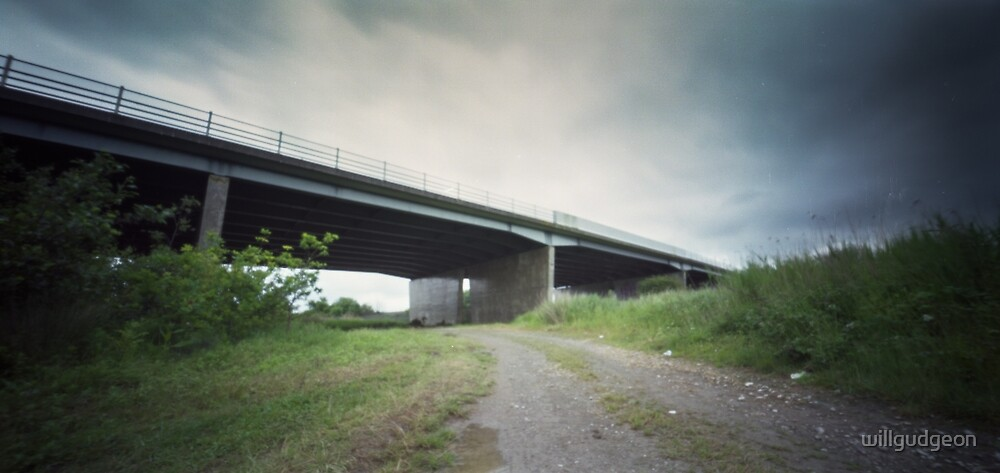 Bypass - Pinhole photography by willgudgeon