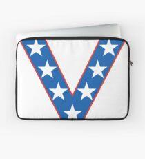 Evel Knievel Laptop Sleeve