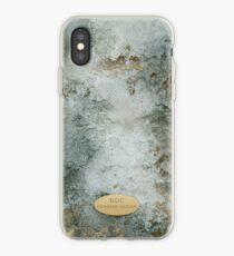 Mobile Skins Greygold iPhone Case