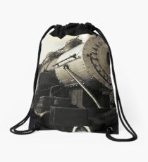 The Old 208 Close-up with Antique Effect Drawstring Bag