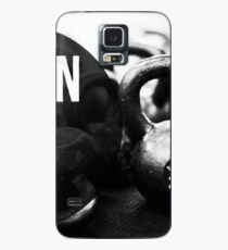 Bodybuilding And Fitness Inspirational Quote And Saying Case/Skin for Samsung Galaxy