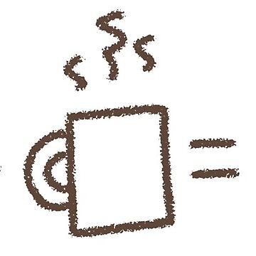 Me + coffee = happy by dgilbert