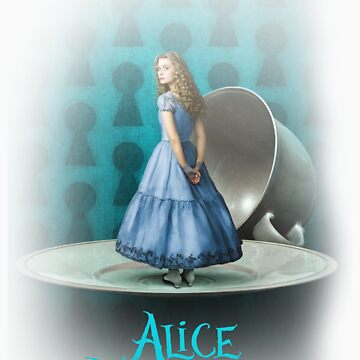 Alice in Wonderland: Alice Kingsley by zjsf
