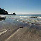 Talisker Bay by derekbeattie