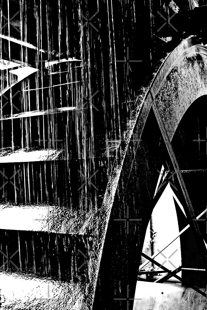 Water Wheel by Catherine Hamilton-Veal  ©