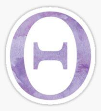 Grape Watercolor Θ Sticker