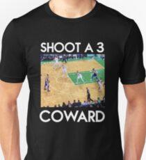Schießen Sie eine 3 Coward Slim Fit T-Shirt