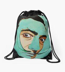 A fragment of what you felt  Drawstring Bag