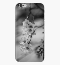 004 - Black & white iPhone Case