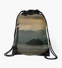 Keeping an eye on Windermere Drawstring Bag