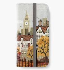London iPhone Wallet/Case/Skin