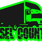 Diesel Country 18 Wheeler by TheCrazyBear
