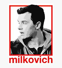 Mickey Milkovich Photographic Print