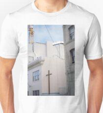 San Francisco Cross Unisex T-Shirt