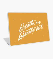 Breathe Laptop Skin