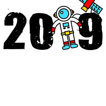 Class of 2019 Astronaut Space Back to school by anphasox