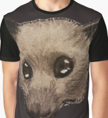 Grey Headed Flying Fox Threatened Species. Graphic T-Shirt