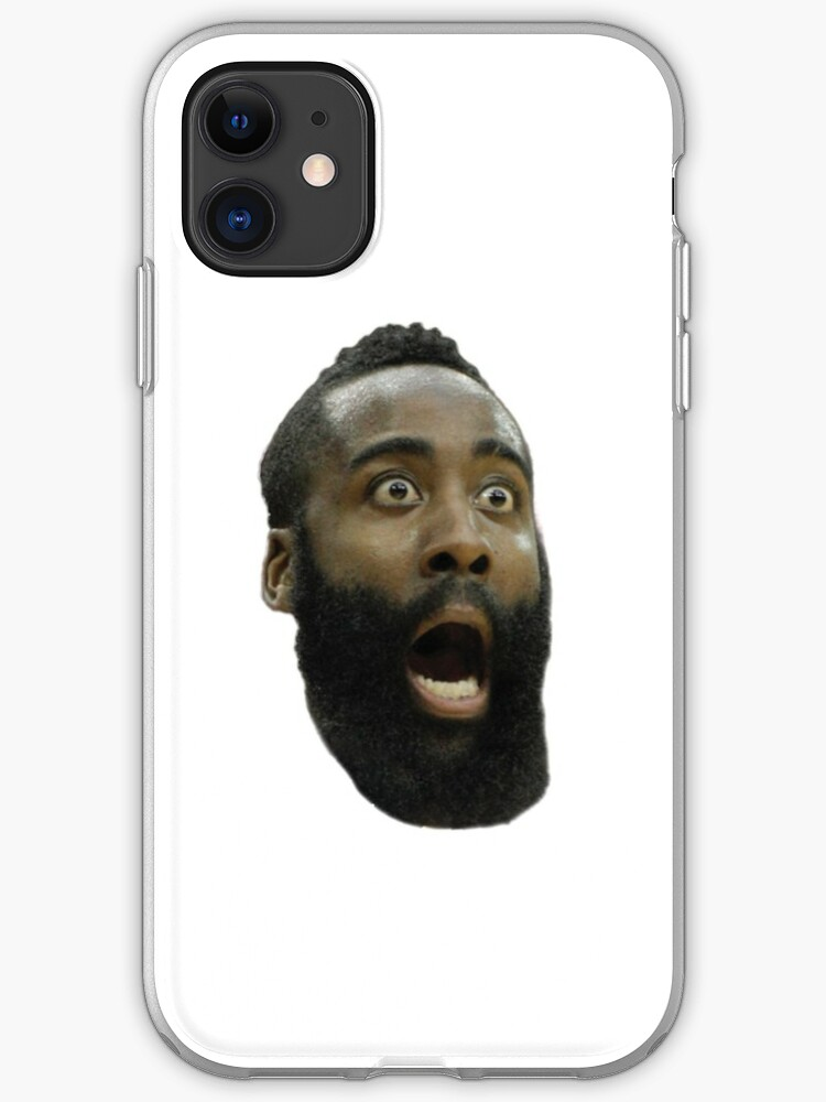 James Harden Houston Rockets 15 iphone case
