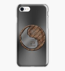 Rabbit Yin Earth iPhone Case/Skin