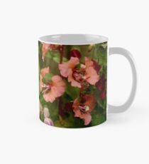 Wildflower Garden In The Morning Classic Mug